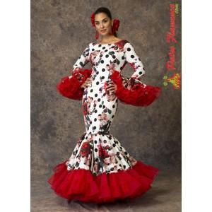 Traje Relente  Flamenca