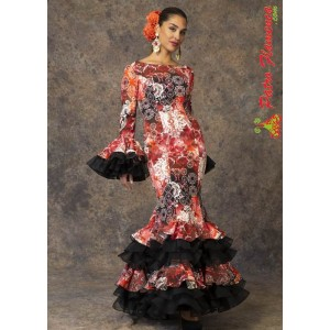 Traje Requiebro Flamenca