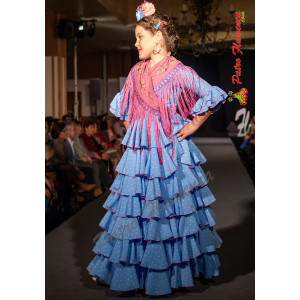 Traje Tauro Flamenca Niña