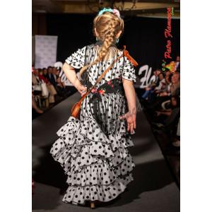 Traje Armilla Flamenca Niña