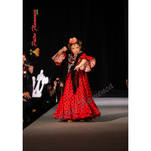 Traje Motril Flamenca Niña