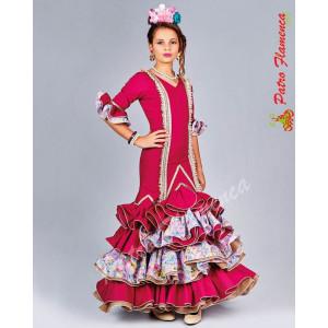 Traje Casares Flamenca Niña
