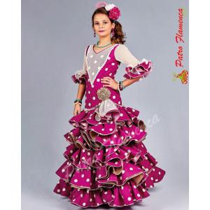 Traje Torrox Flamenca Niña