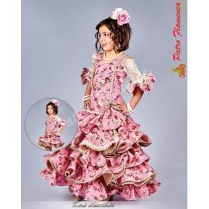 Traje Alcolea Flamenca Niña