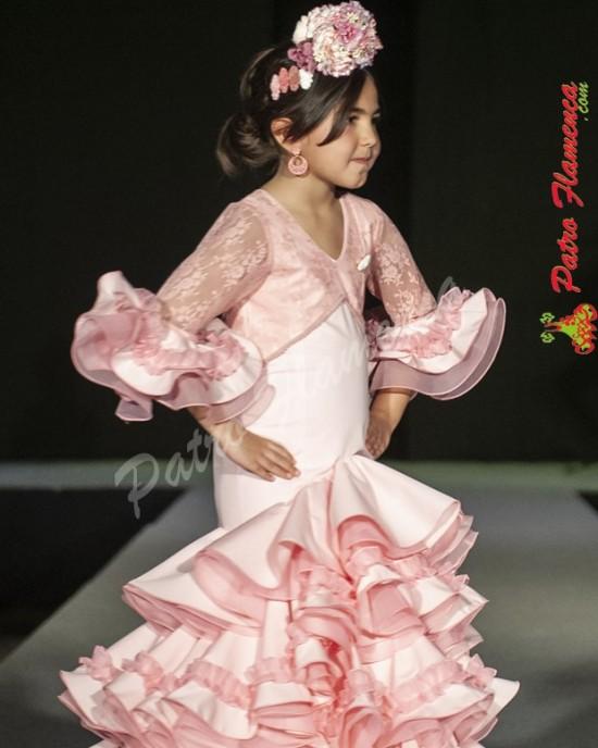Traje Vera Flamenca Niña