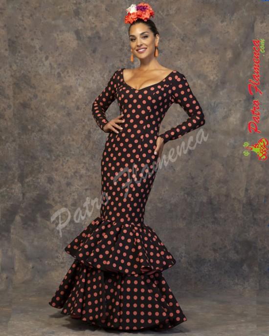 Traje Antojos Flamenca