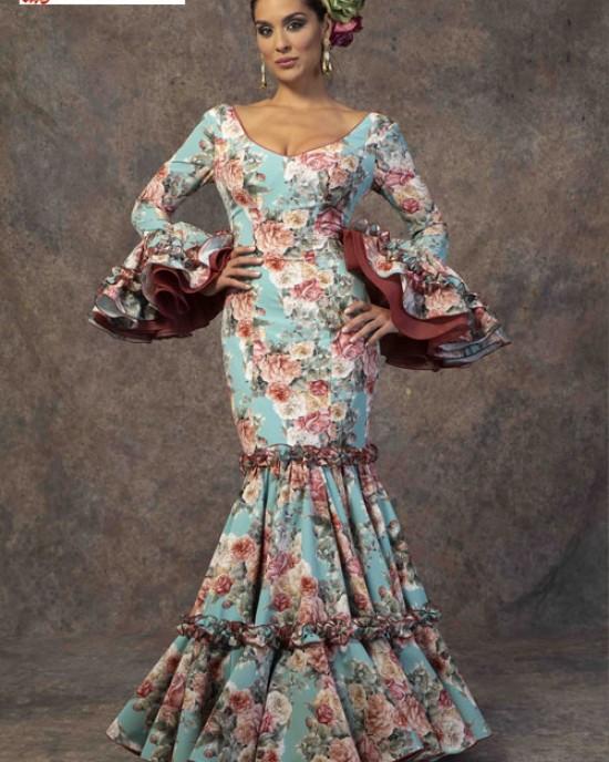 Traje Candela Flamenca