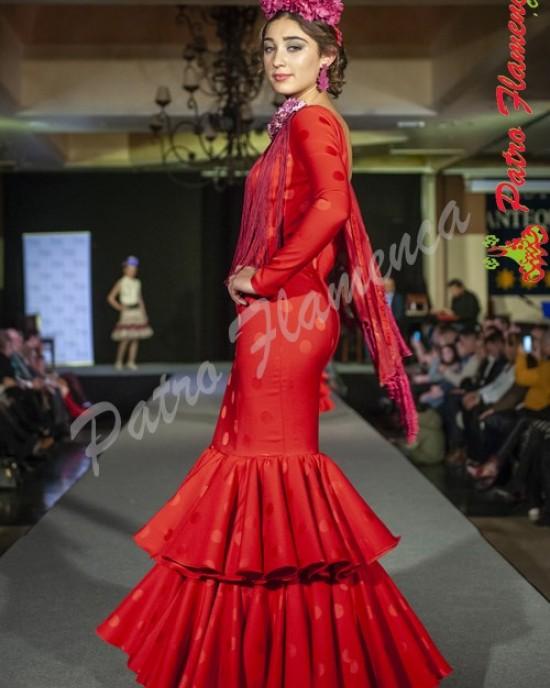 Traje Capricho Flamenca