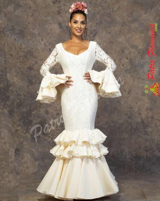 Traje Coplas Flamenca