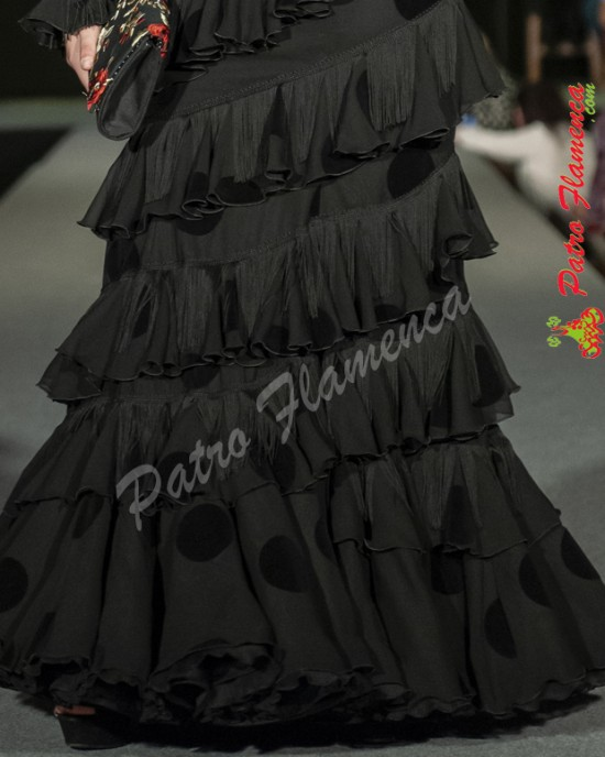 Traje Embrujo MM Flamenca