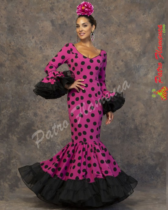 Traje Revuelo Flamenca