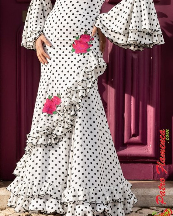Traje Triana MM Flamenca