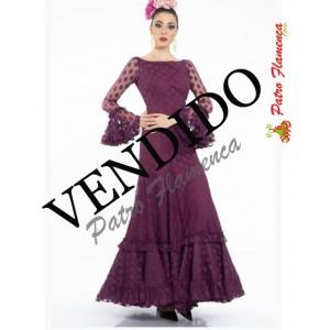 Traje Poesía Flamenca
