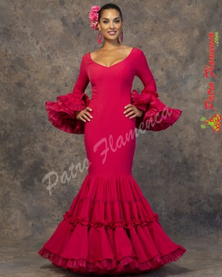 Traje Verso Flamenca