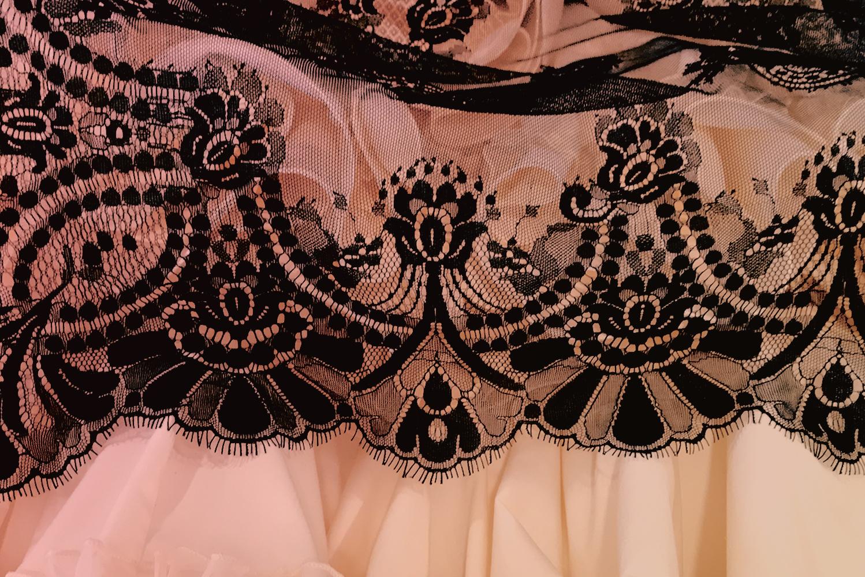 Traje Flamenca, Volantes, Lunares, Colores
