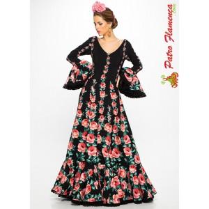 Traje Gardenia Flamenca