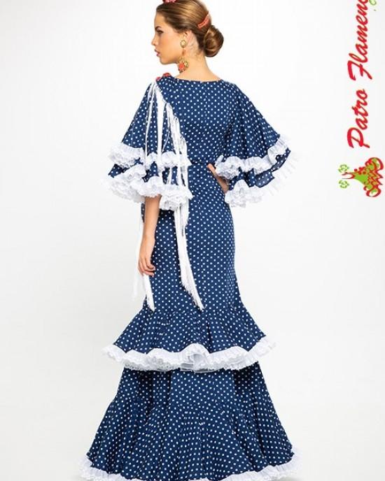 Traje Mairena Flamenca