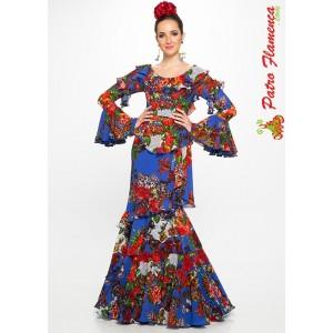 Mérida Traje Flamenca