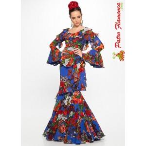 Traje Mérida Flamenca