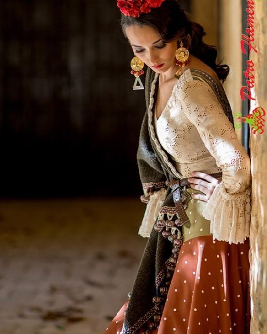 Traje Ronda Flamenca Ajoli