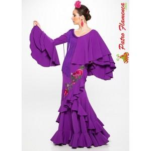 Tendido Traje Flamenca