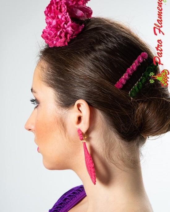 Traje Tendido Flamenca