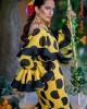 Verdiales Traje Flamenca