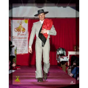 Traje  Principe de Gales Campero Adulto