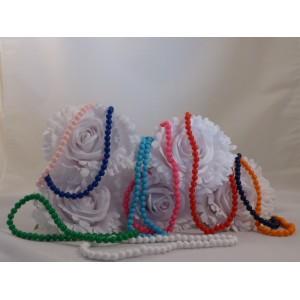 Collar de bolitas para bebé