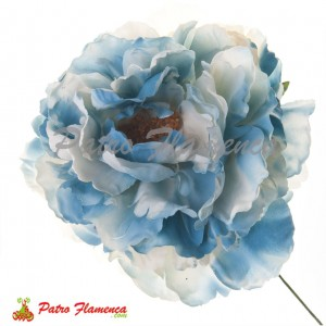Flor Nueva Peonia Teñida Señora