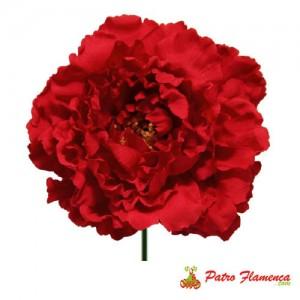 Flor Peonia Señora