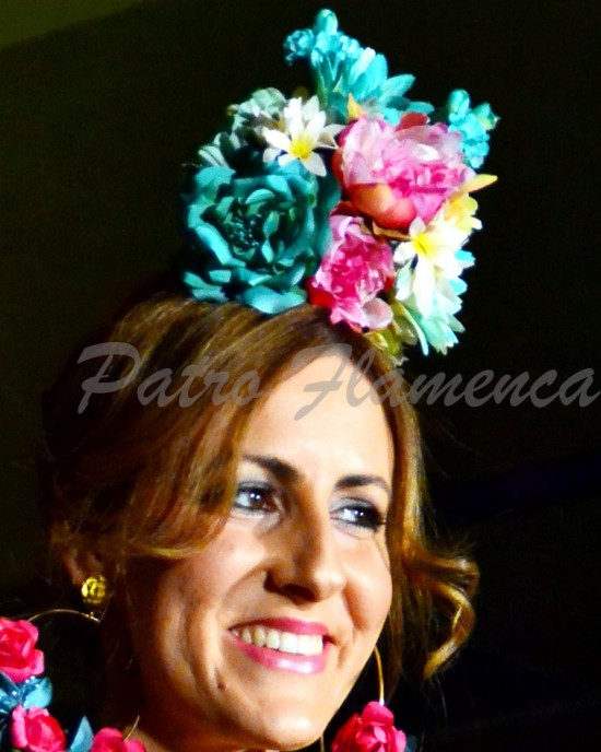 Flor Ramillete Colores Surtido