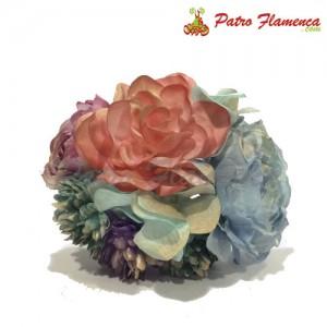 Flor Ramillete Álora Metalizado