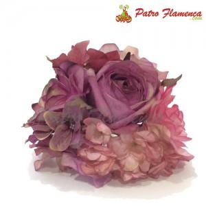 Flor Ramillete Cómpeta