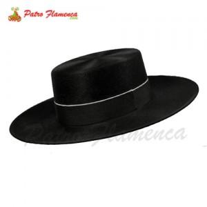 Sombrero Pelo de Conejo Ala Ancha