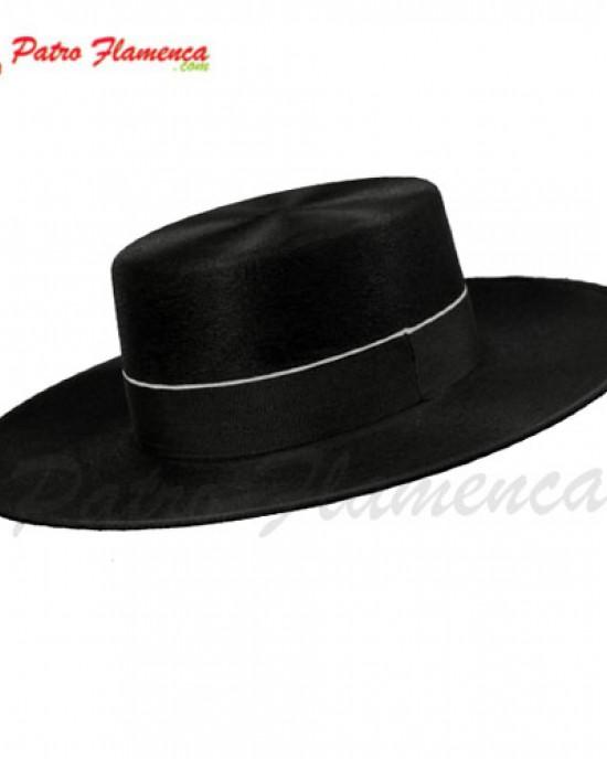 e8301ca8e61de Sombrero Pelo de Conejo Ala Ancha