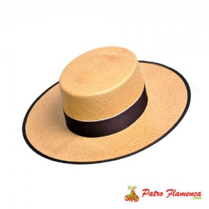 Sombrero  Panamá Clásico Ala Ancha