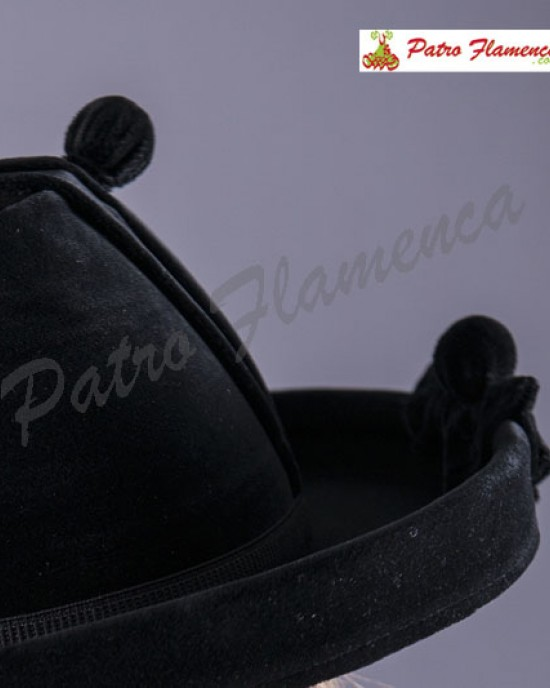 Sombrero Catite Antiguo