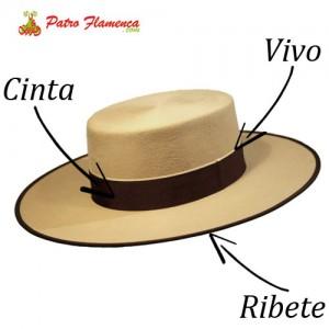 Limpieza Sombrero Ala Ancha