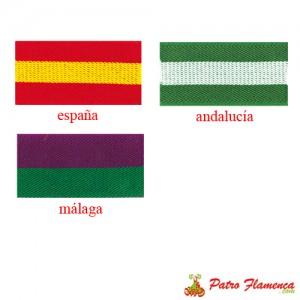 Tirante Bandera Niñ@