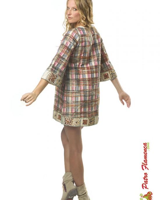 Vestido Loreen Cuadros