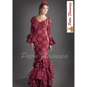 Marbella Traje Flamenca