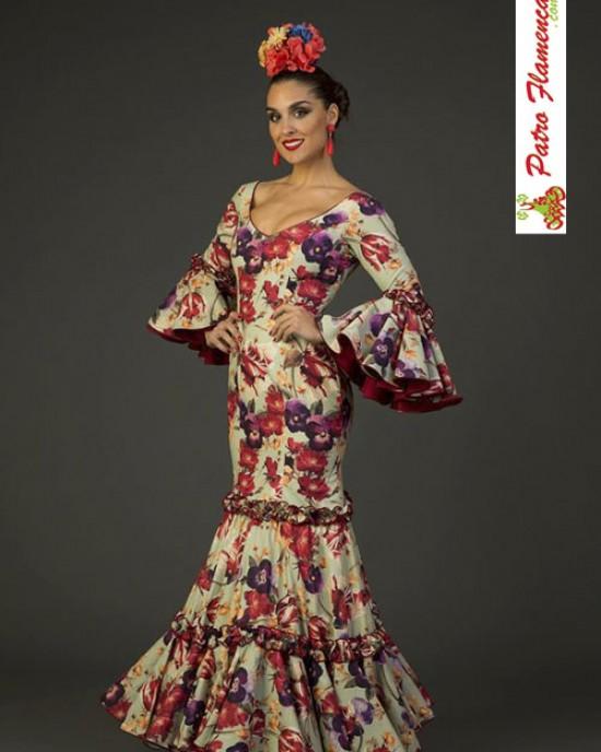 1fe902083 Maravilla Traje Flamenca