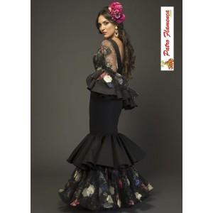 Reina Traje Flamenca