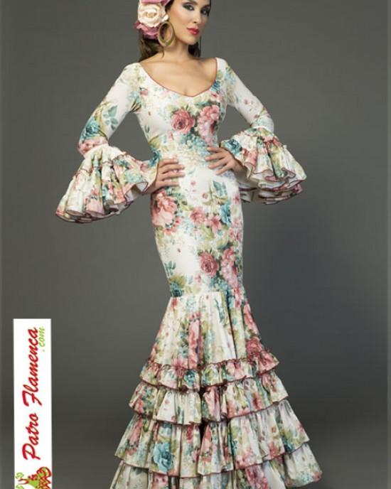 Andújar Traje Flamenca
