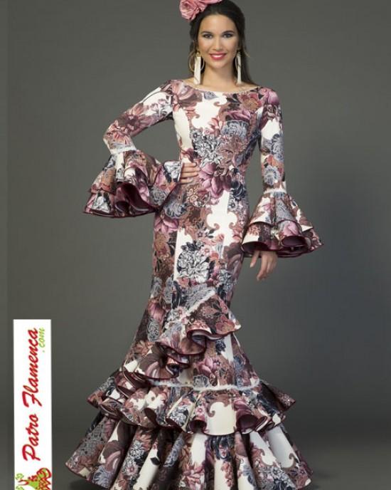 Cádiz Traje Flamenca