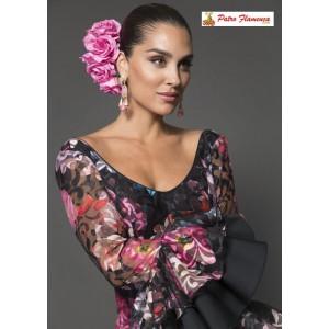 Clavel Traje Flamenca