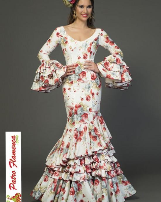 Estrella Traje Flamenca