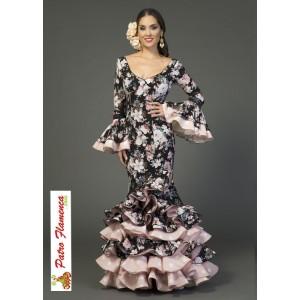 Flores Traje Flamenca