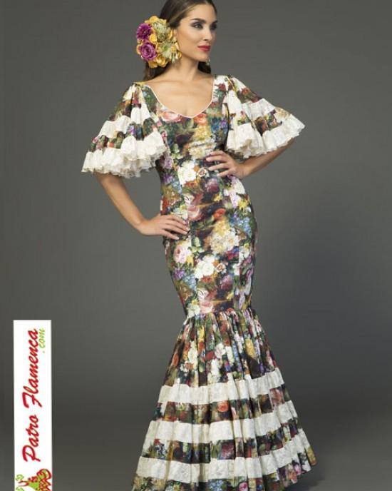 Huelva Traje Flamenca